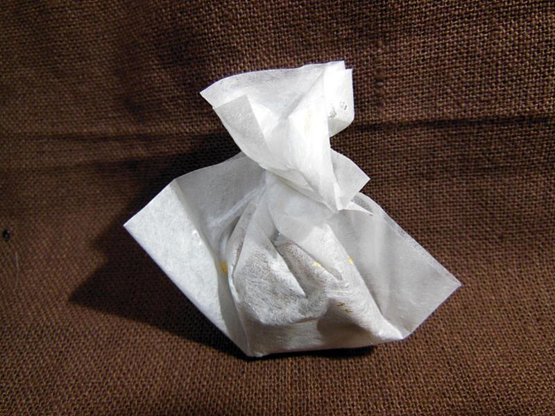 キャンディのような包み紙