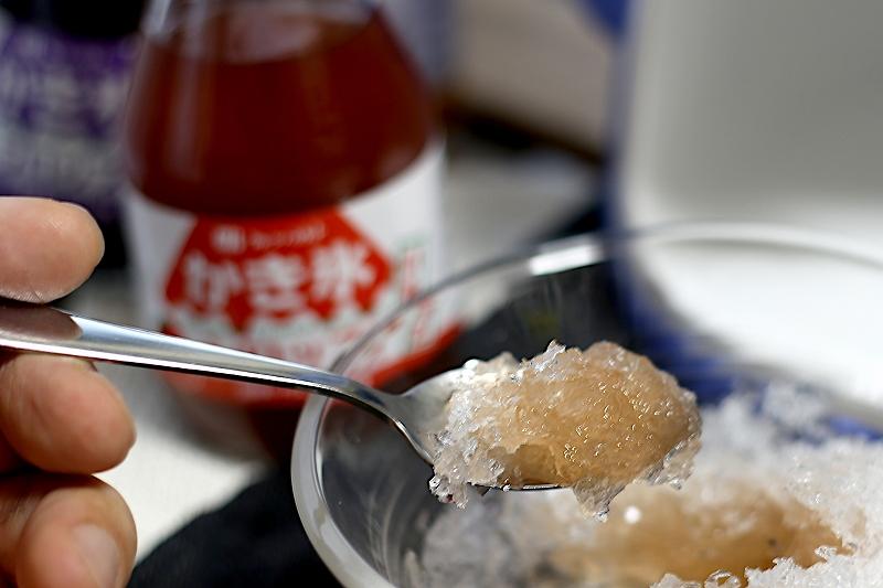フルーツバスケットのかき氷シロップいちご